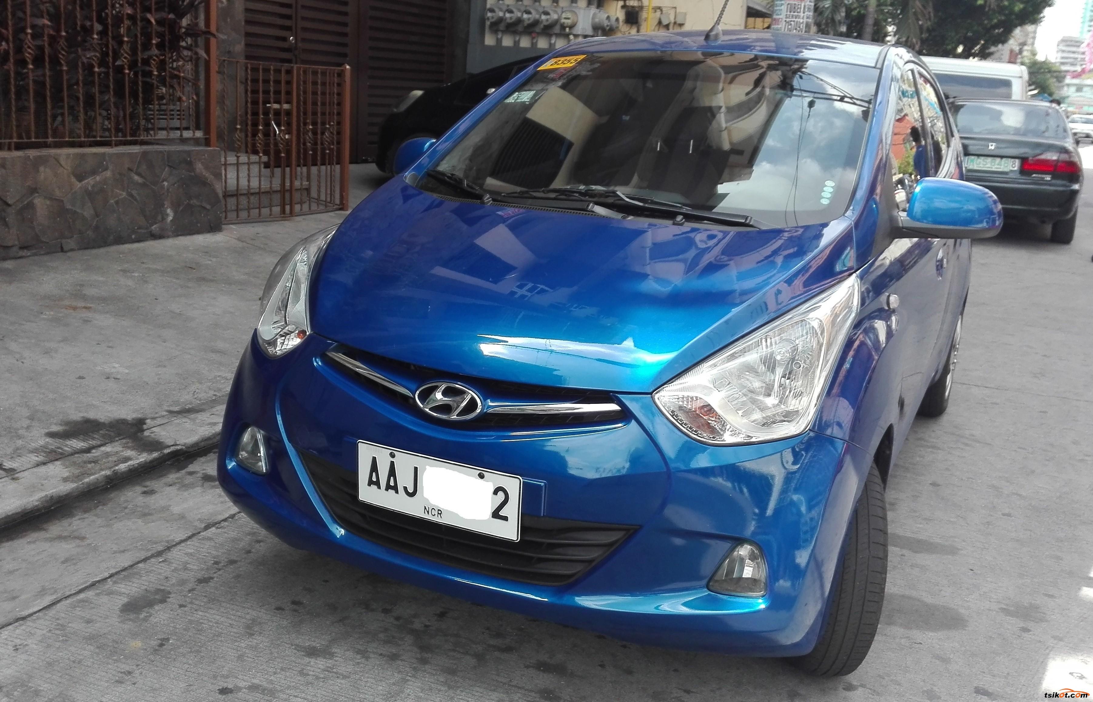 Hyundai Eon 2014 - 2