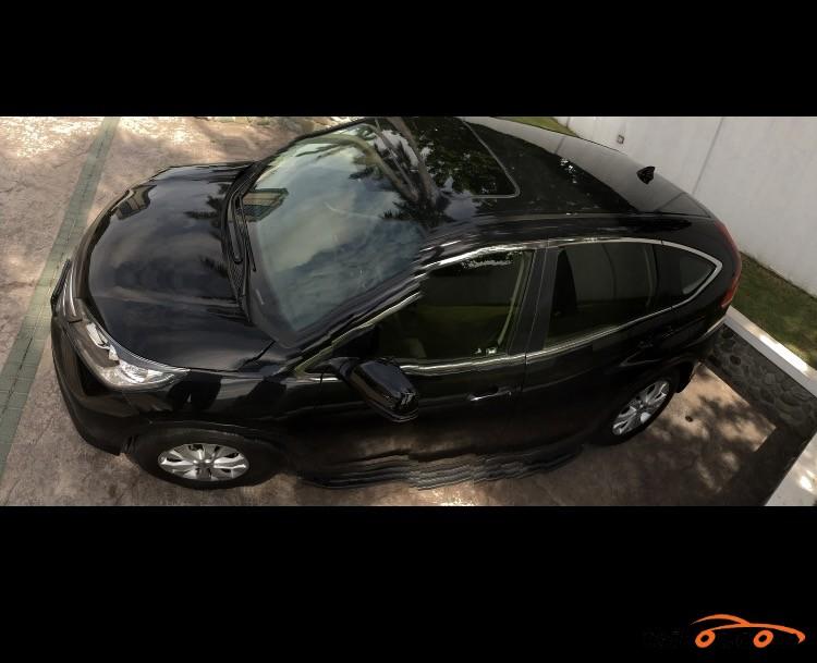 Honda Cr-V 2013 - 9