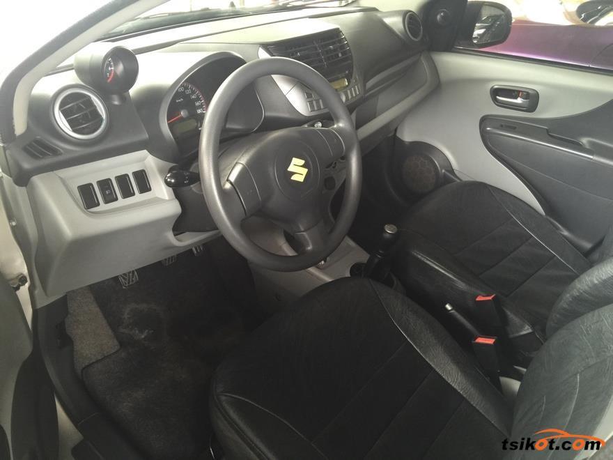 Suzuki Celerio 2009 - 4