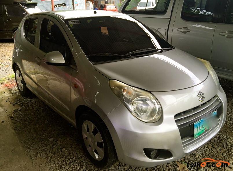 Suzuki Celerio 2009 - 2