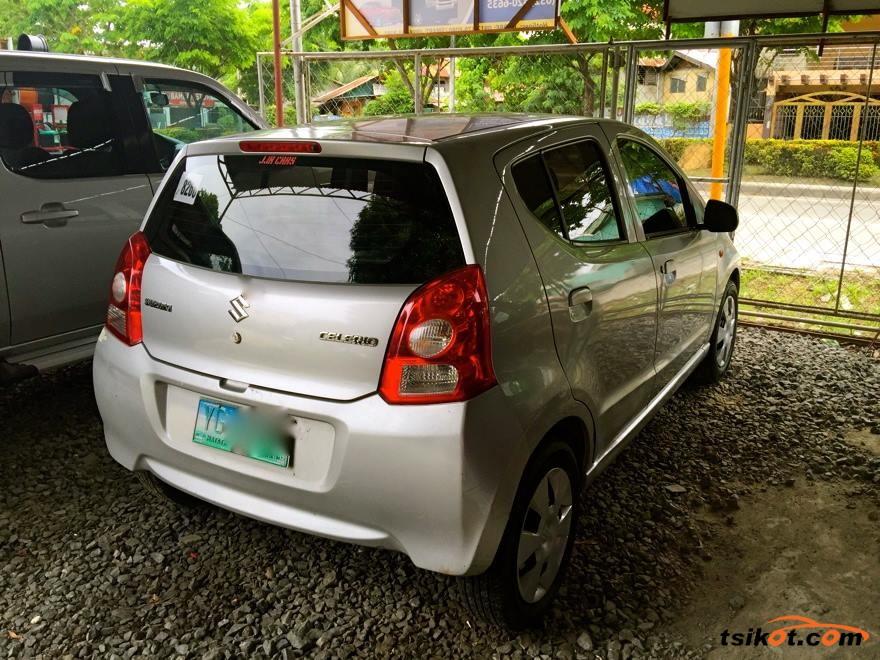 Suzuki Celerio 2009 - 3
