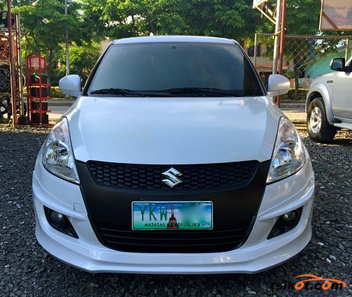 Suzuki Swift 2013 - 2