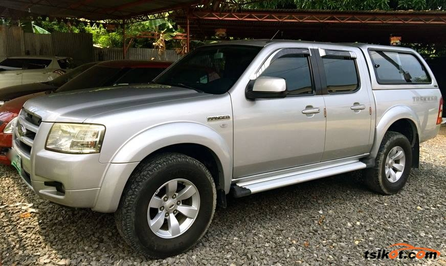 ford ranger 2008 car for sale central visayas. Black Bedroom Furniture Sets. Home Design Ideas