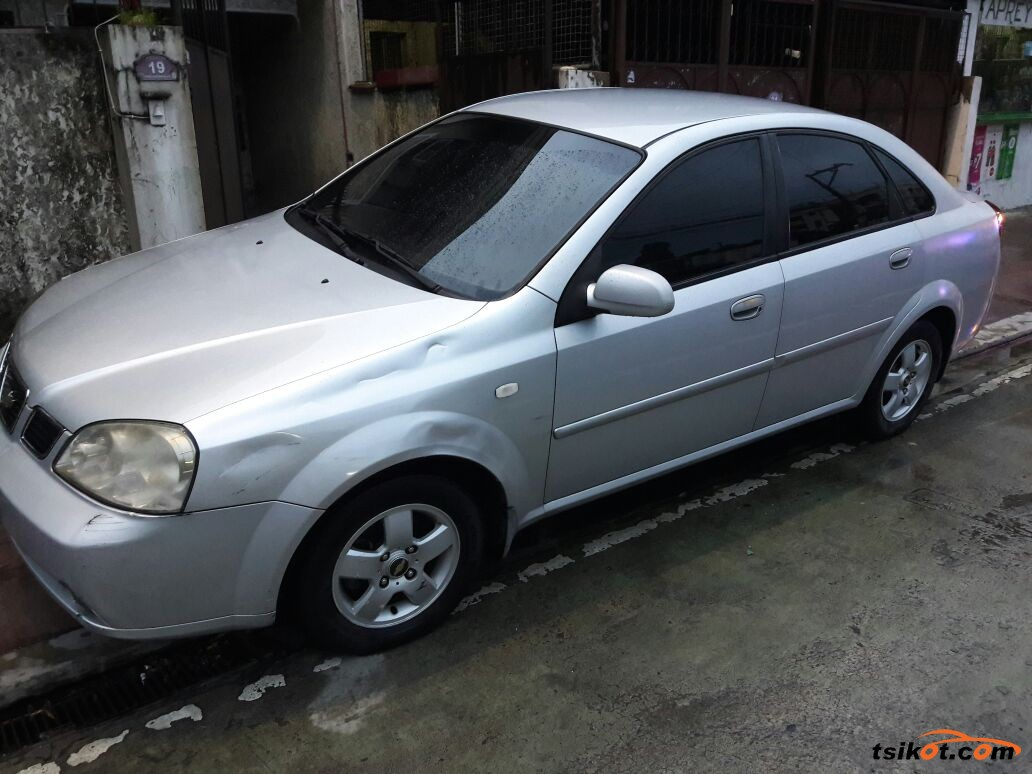 Chevrolet Optra 2005 - 2