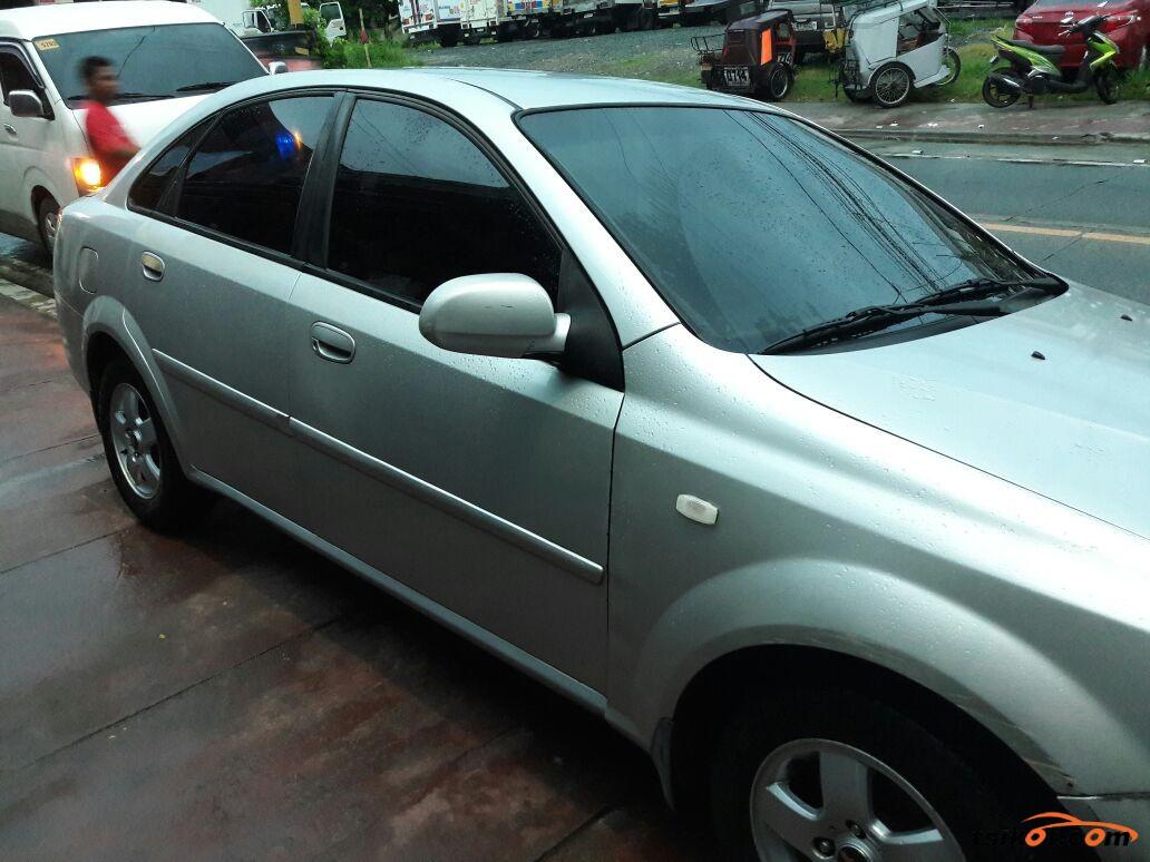 Chevrolet Optra 2005 - 8