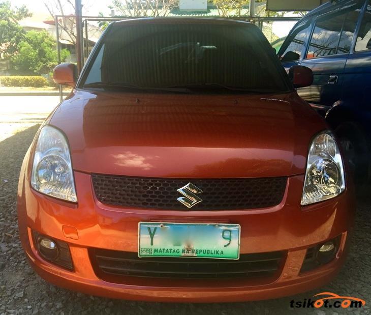 Suzuki Swift 2008 - 2