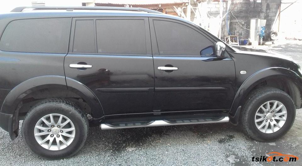 Mitsubishi Montero 2011 - 3