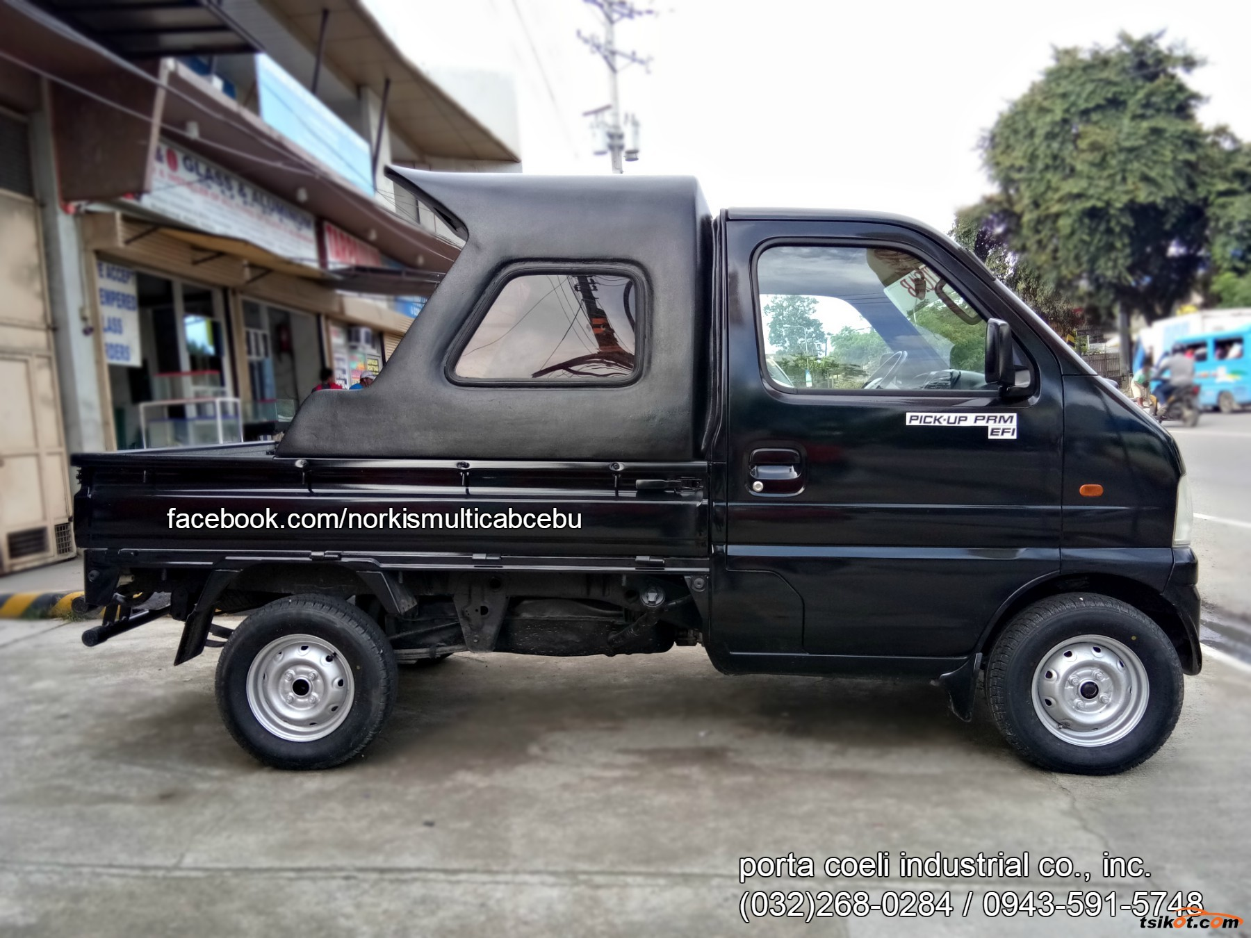 suzuki multi-cab 2017 - car for sale - cebu | tsikot #1