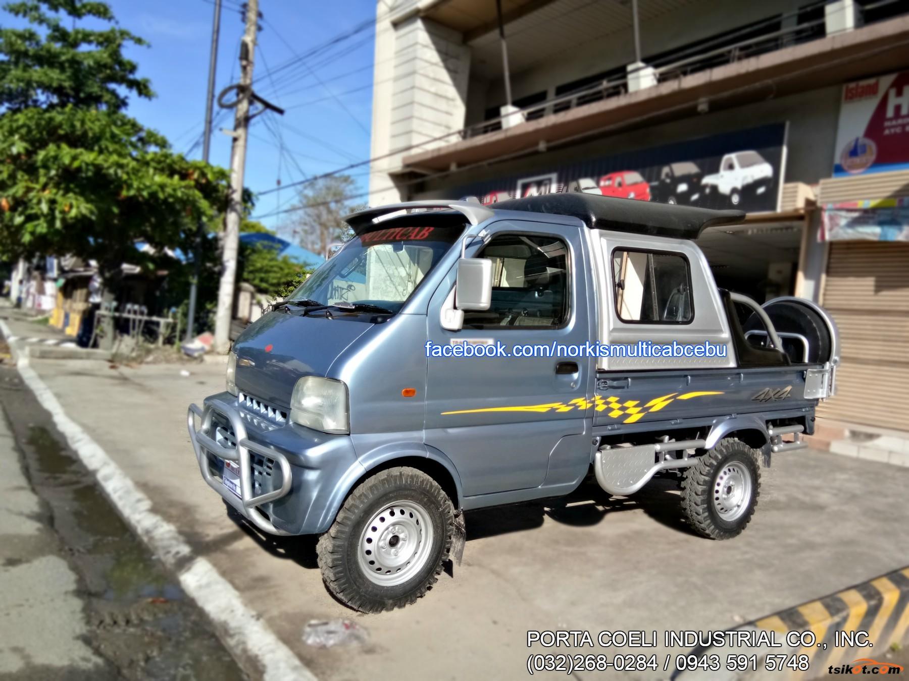 Suzuki Multi-Cab 2017 - 4