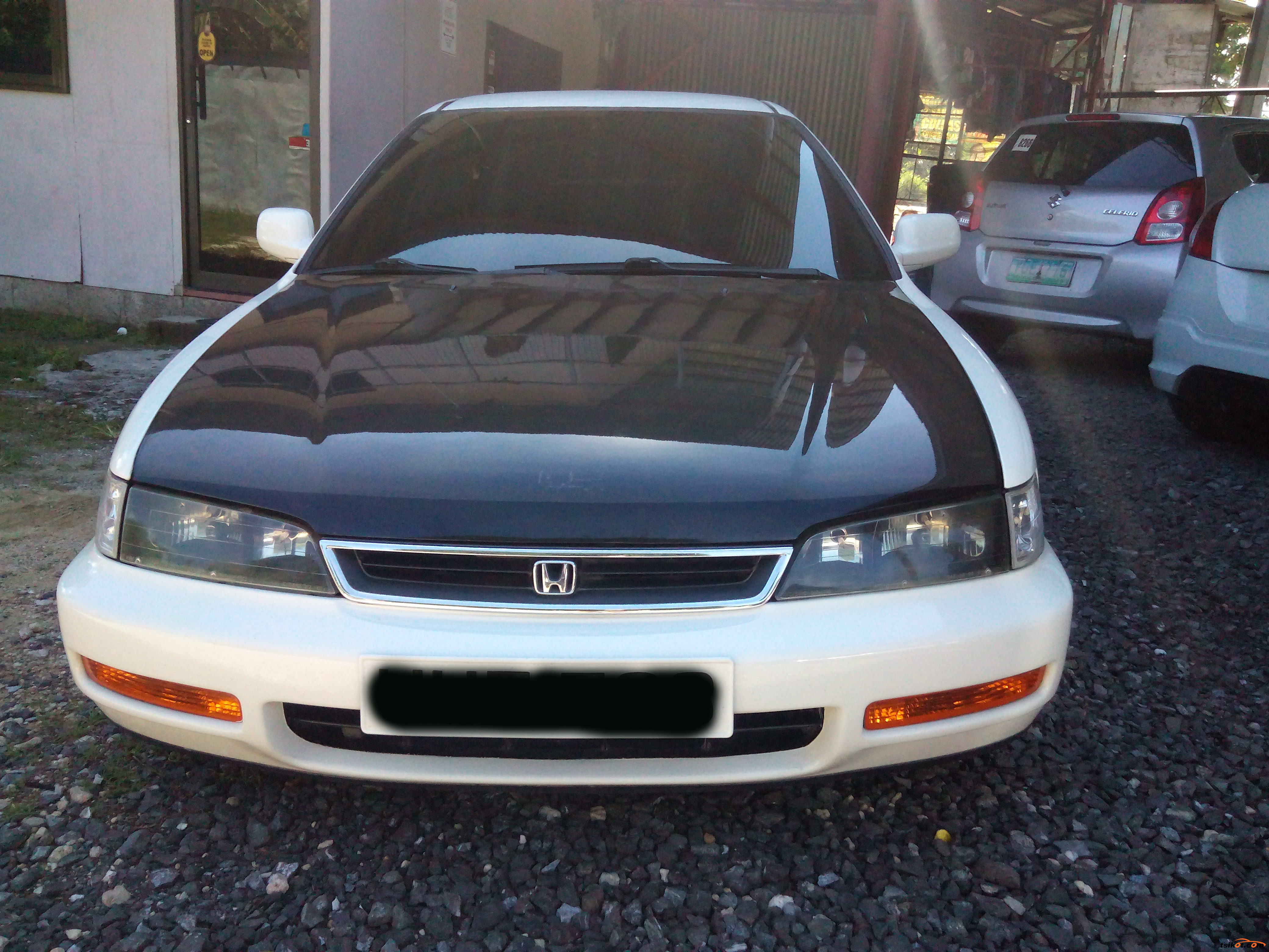 Honda Accord 1998 - 6