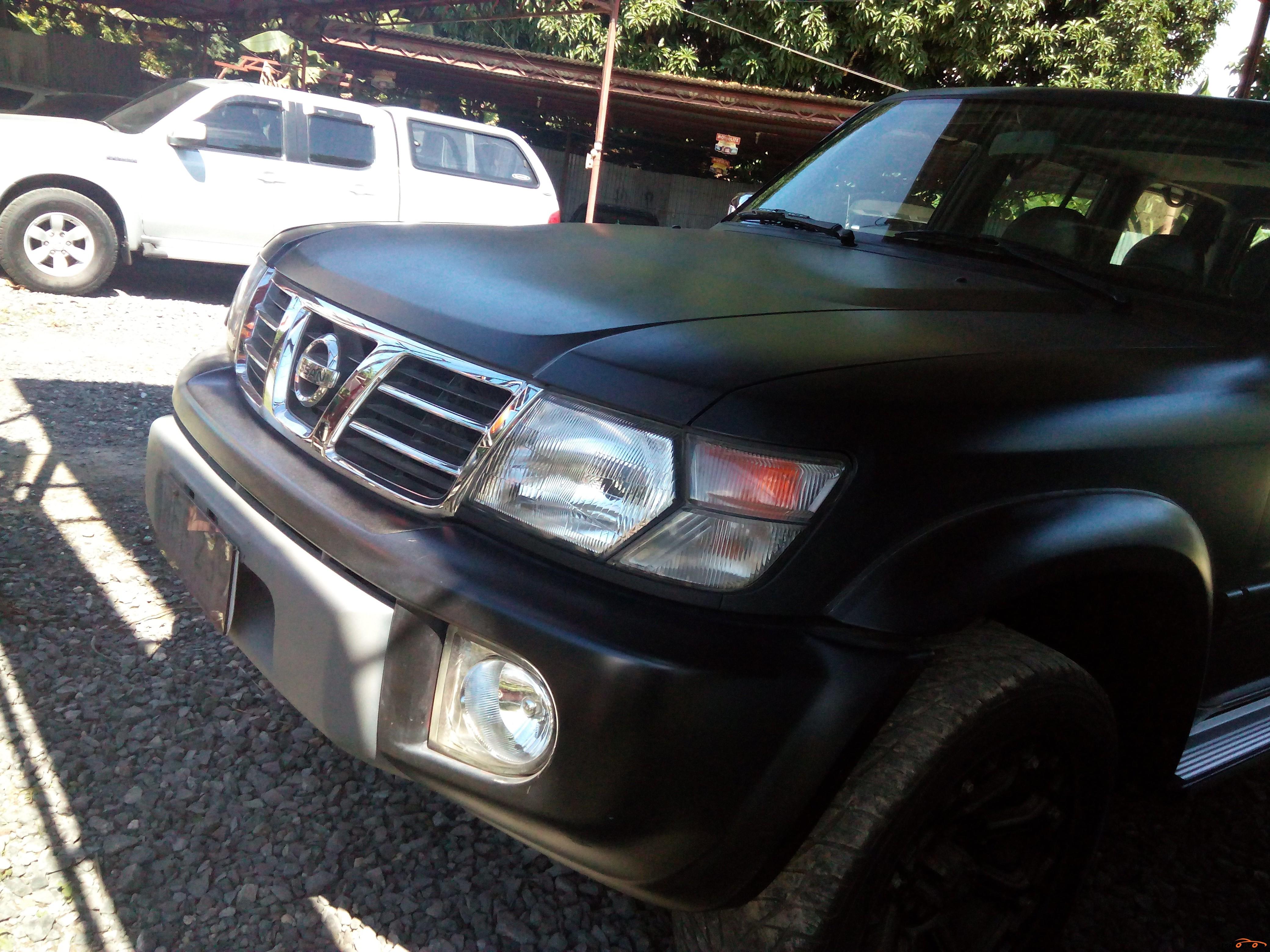 Nissan Patrol 2002 - 2
