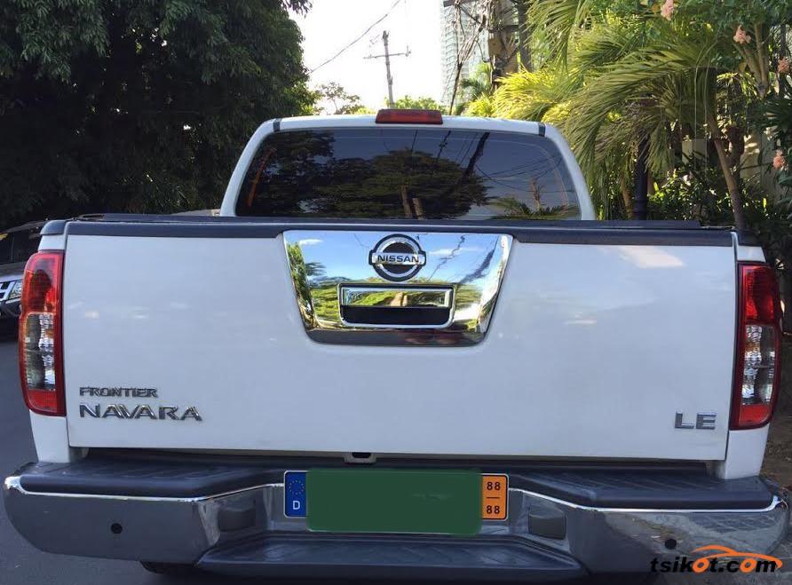 Nissan Navara 2008 - 3