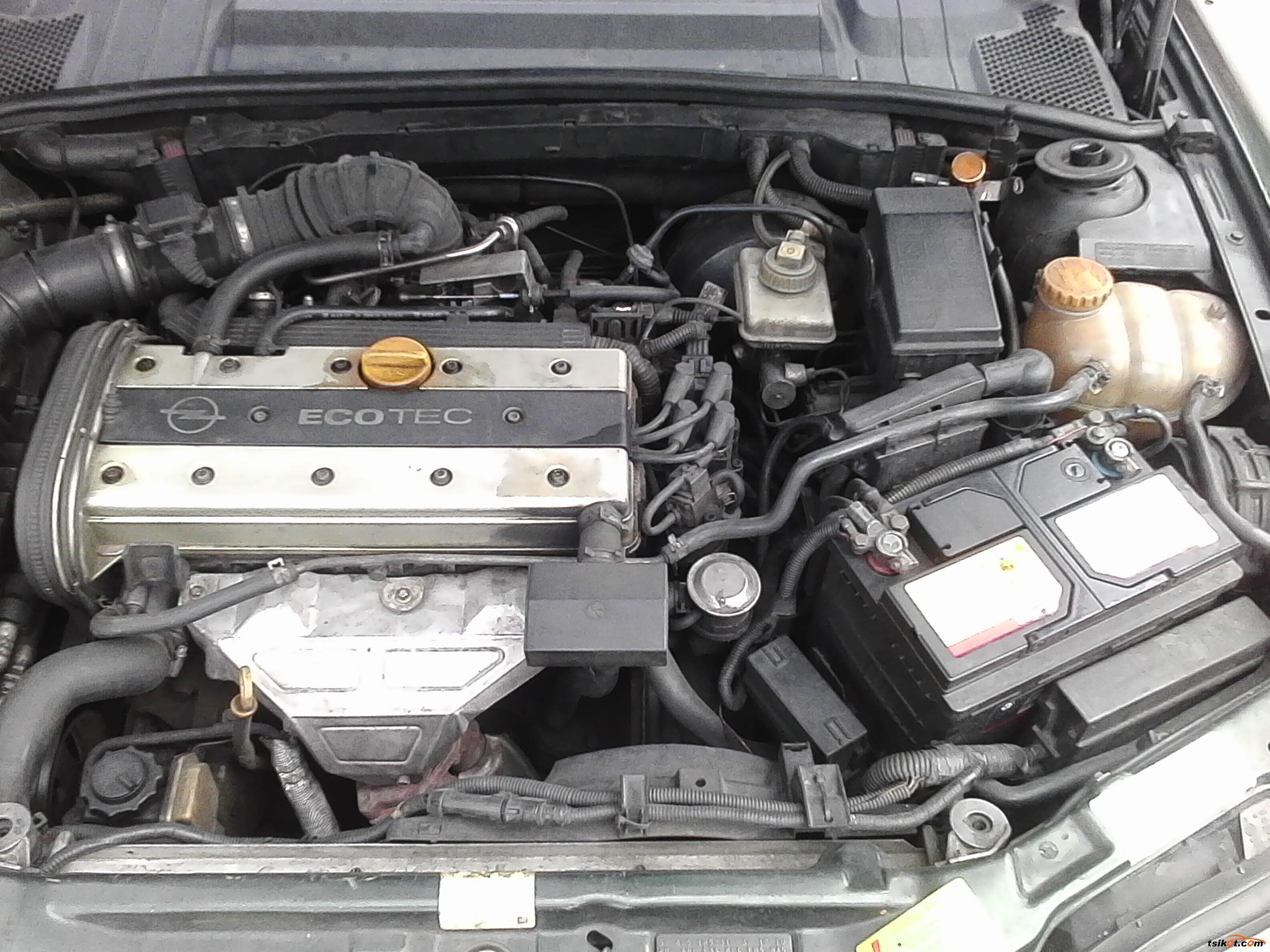 Opel Vectra 1998 - 6