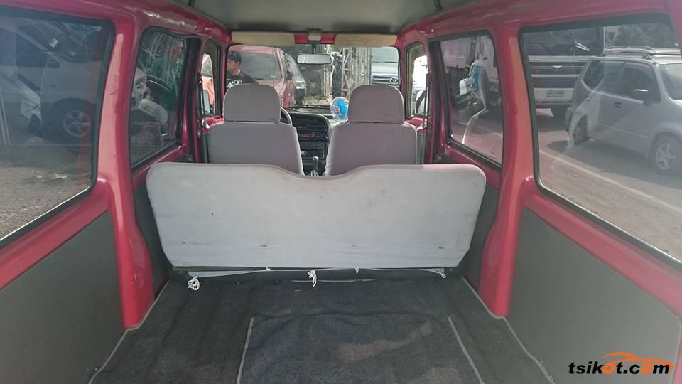 Suzuki Multi-Cab 2012 - 4