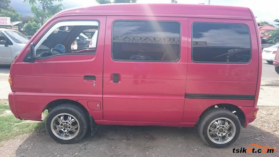 Suzuki Multi-Cab 2012 - 6
