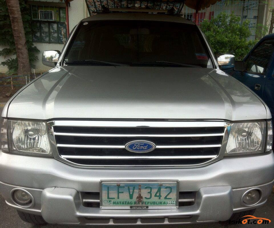 Ford Everest 2005 - 1
