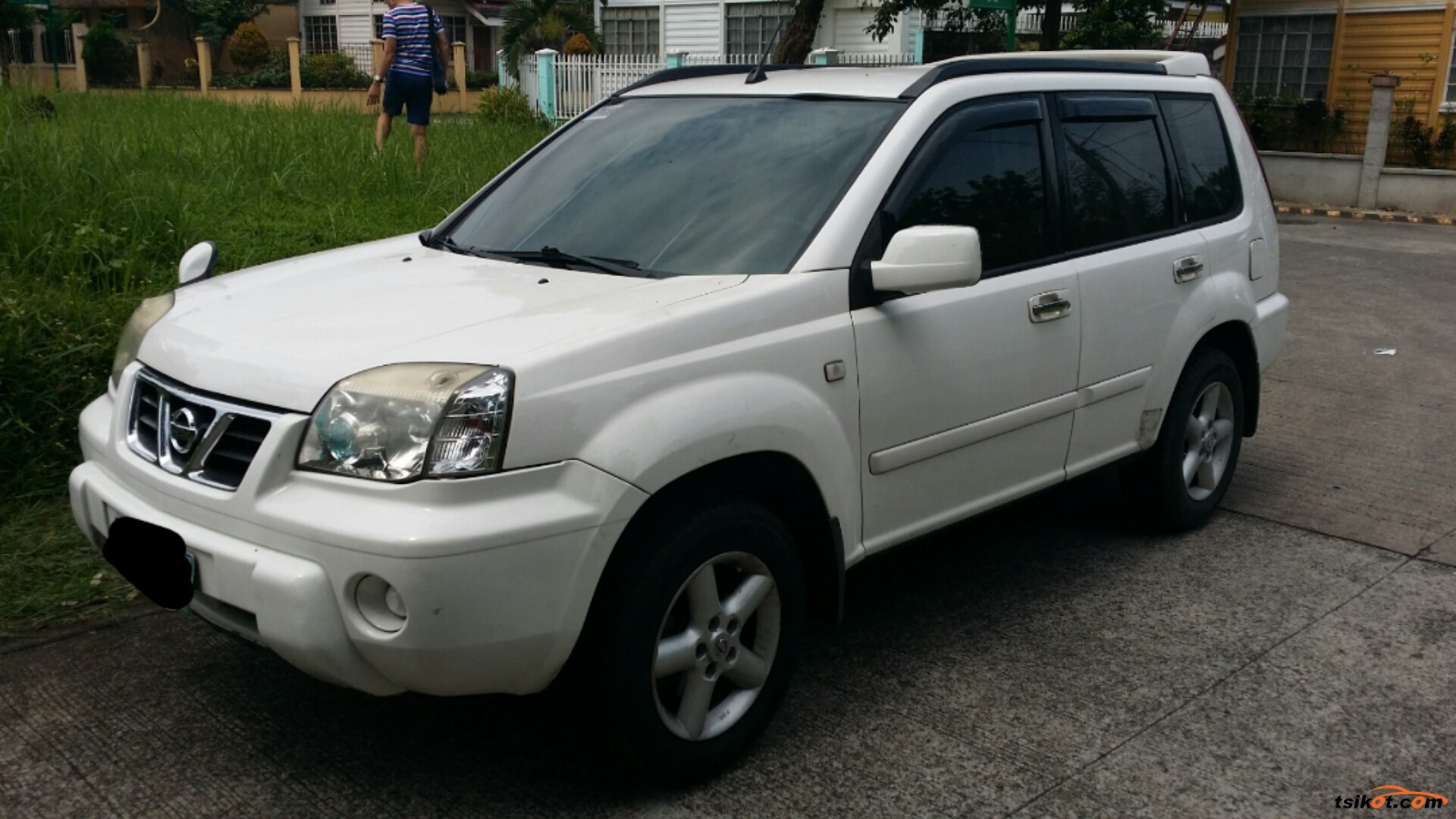 nissan x trail 2006 car for sale metro manila. Black Bedroom Furniture Sets. Home Design Ideas