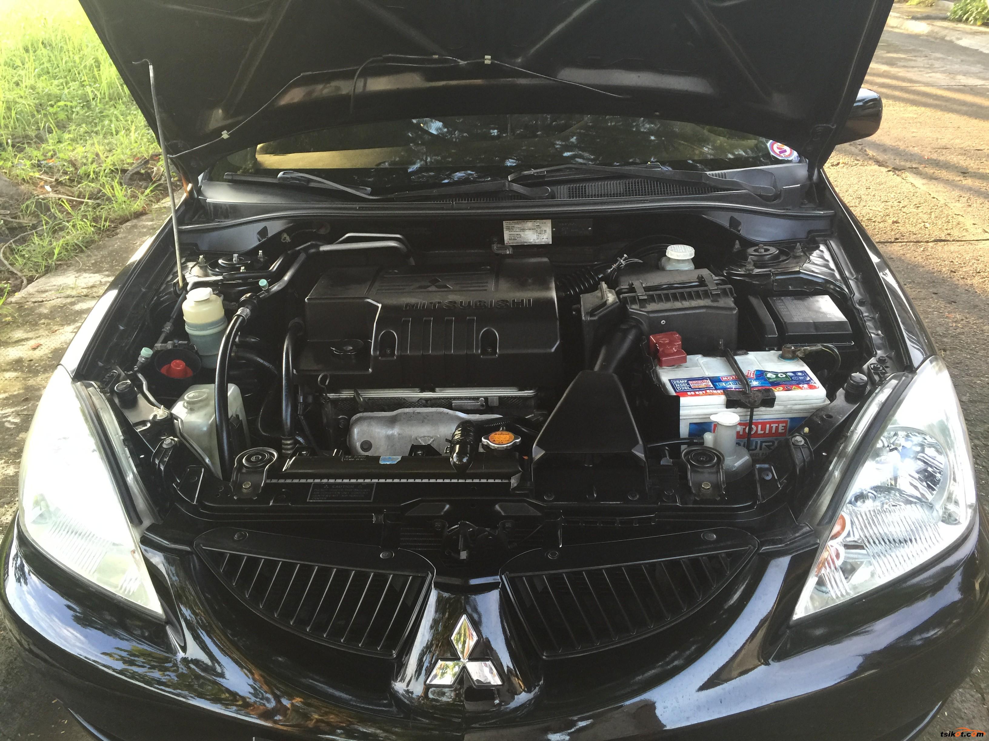 Mitsubishi Lancer 2007 - 1