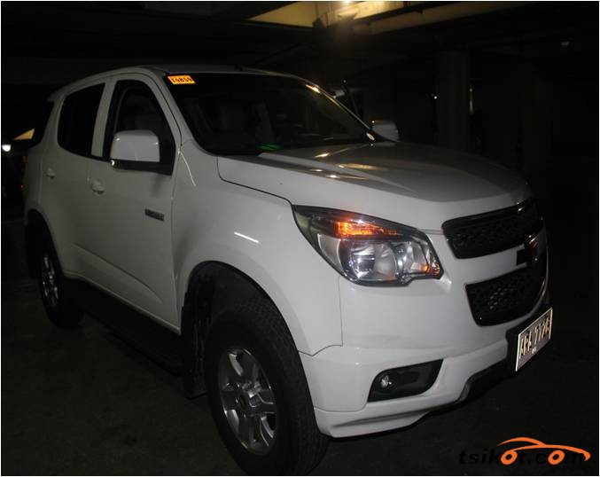 Chevrolet Trailblazer 2014 - 1