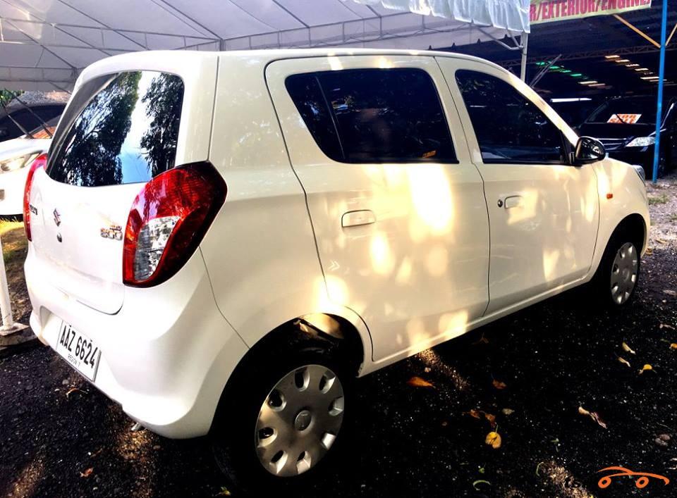 Suzuki Alto 2015 - 2