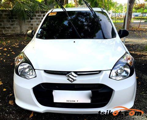 Suzuki Alto 2015 - 3