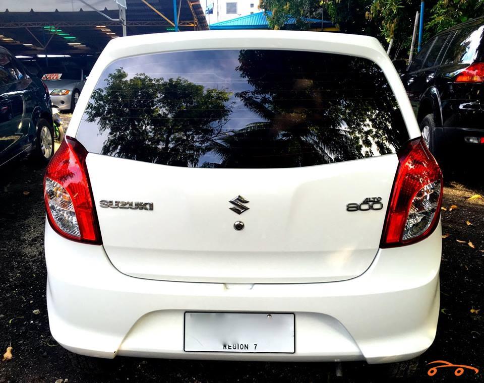 Suzuki Alto 2015 - 4
