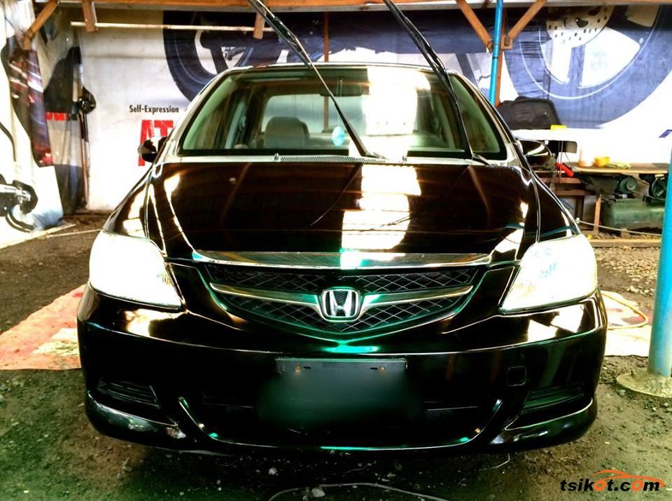 Honda City 2008 - 5