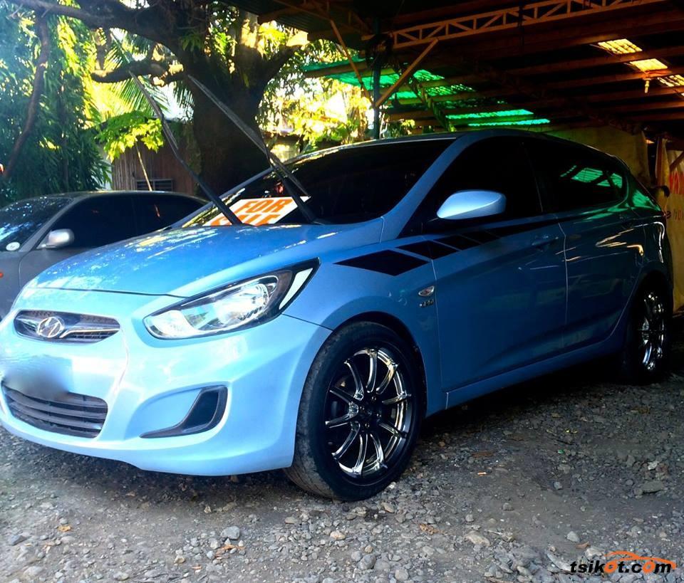Hyundai Accent 2014 - 7