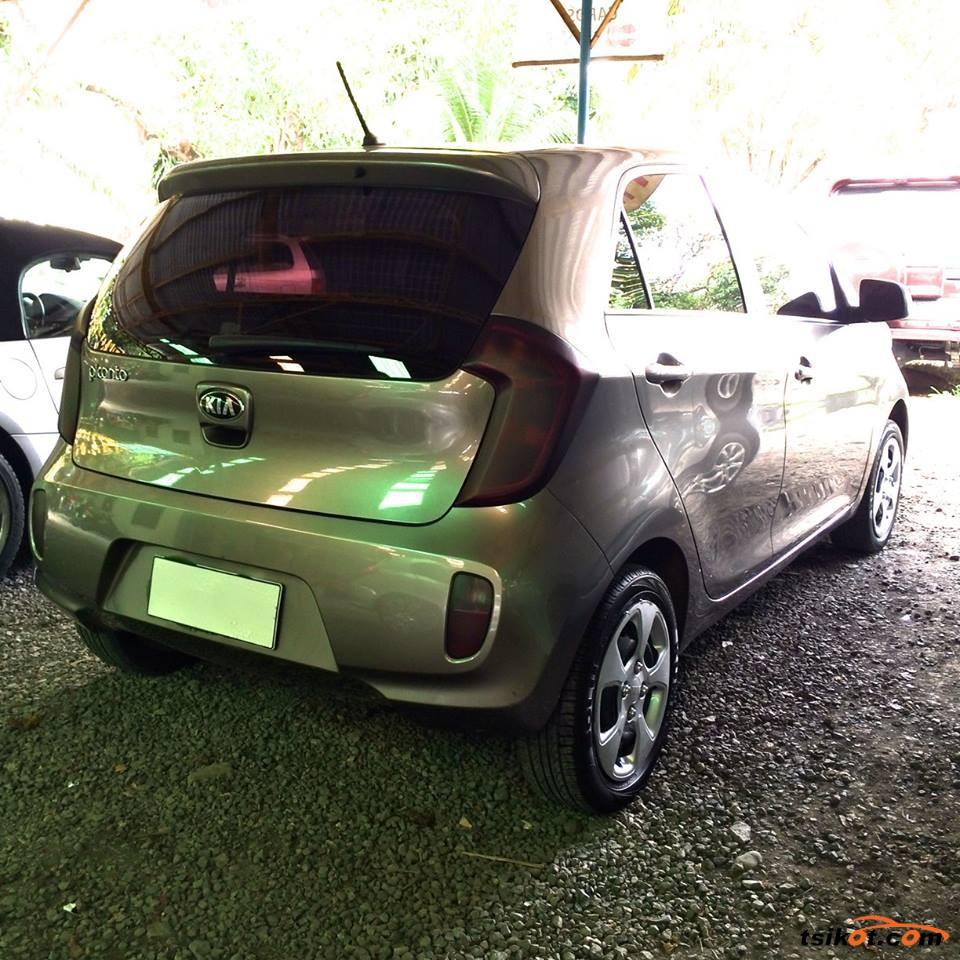 Kia Picanto 2015 - 2