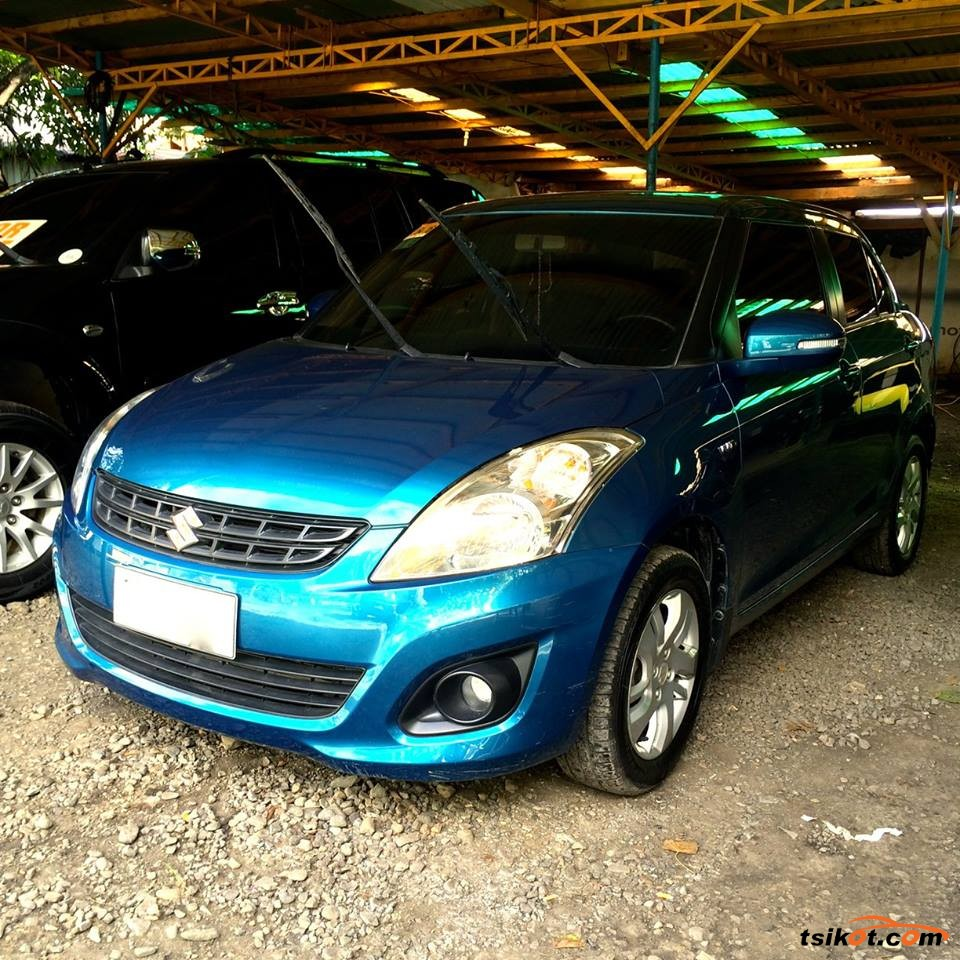 Suzuki Swift 2014 - 1