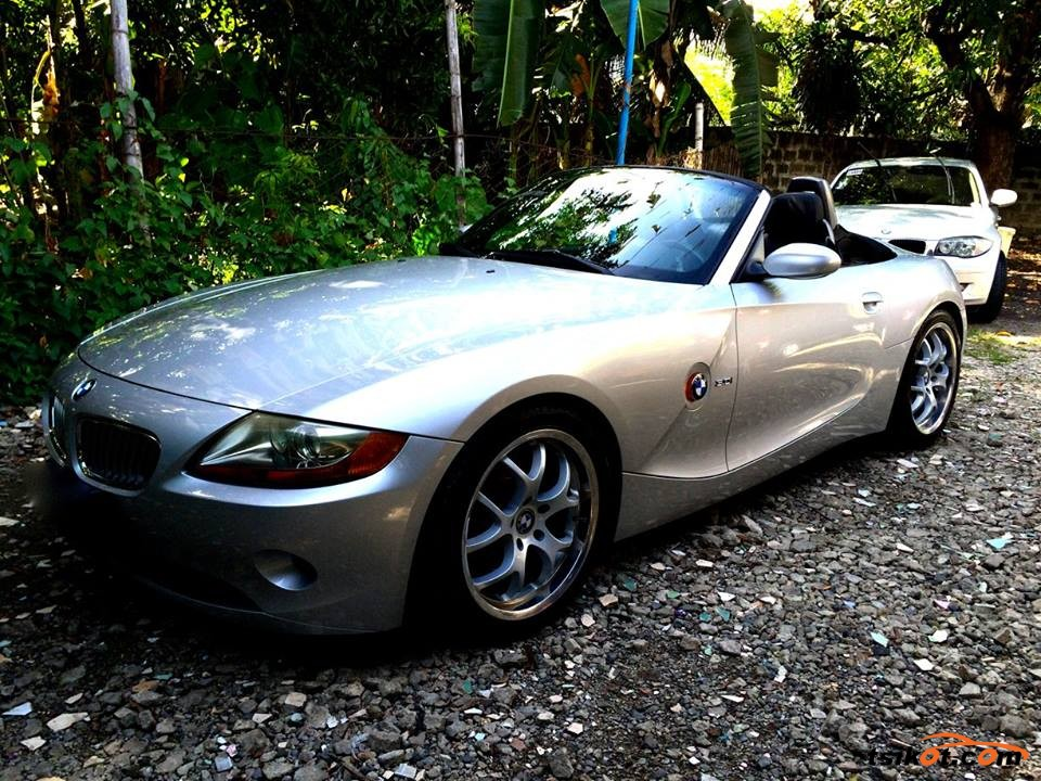 Bmw Z4 2004 Car For Sale Central Visayas