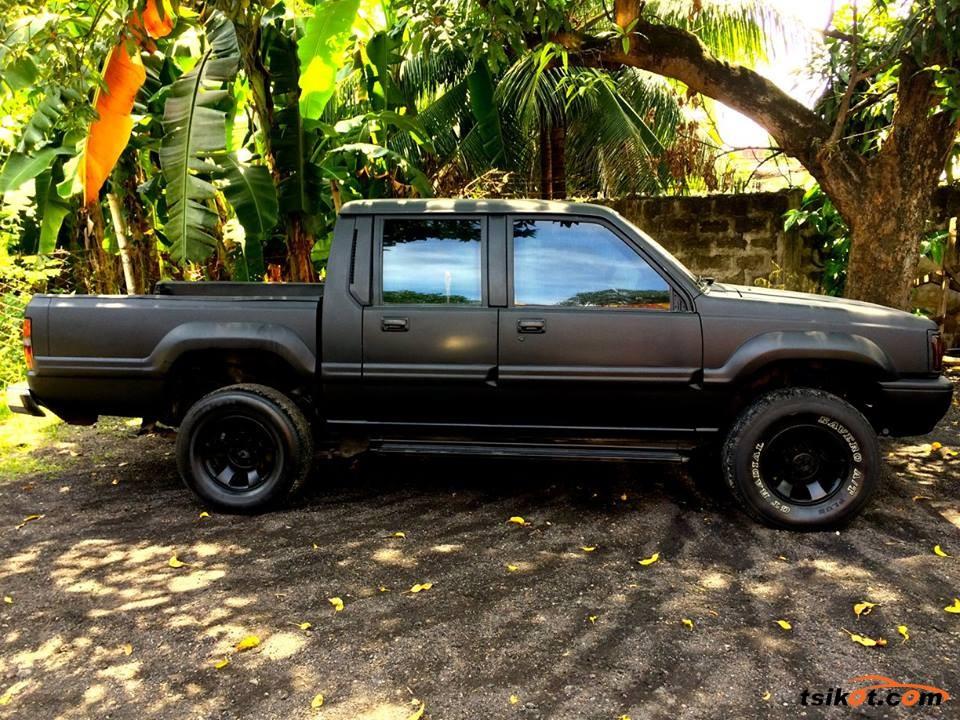Mitsubishi Strada 1998 - 3