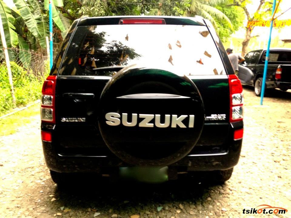 Suzuki Grand Vitara 2008 - 2
