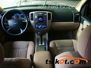 Ford Escape 2011 - 2