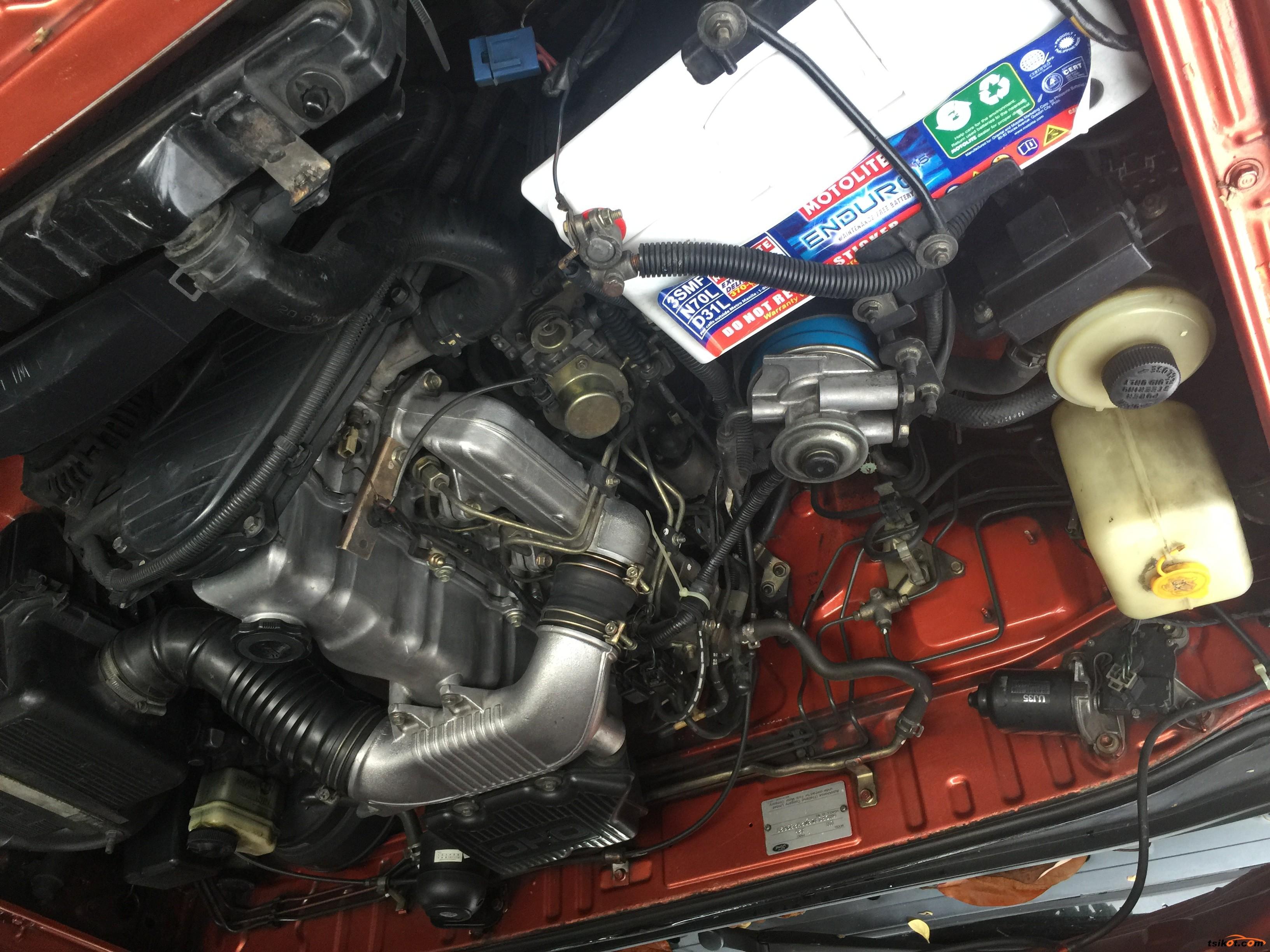 Ford Ranger 2003 - 7