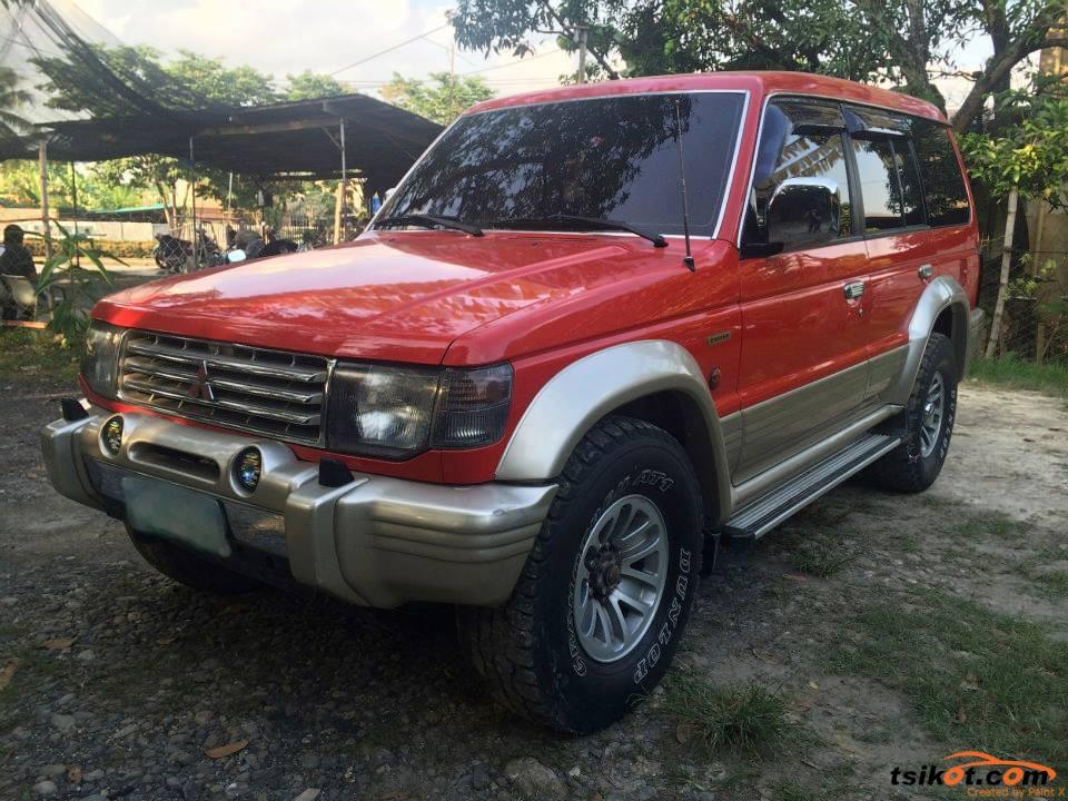 Mitsubishi Pajero 2004 - 6