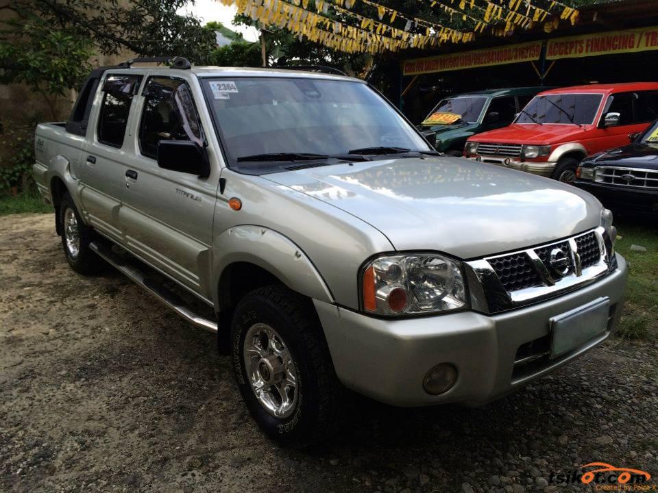 Nissan Frontier 2005 - 1