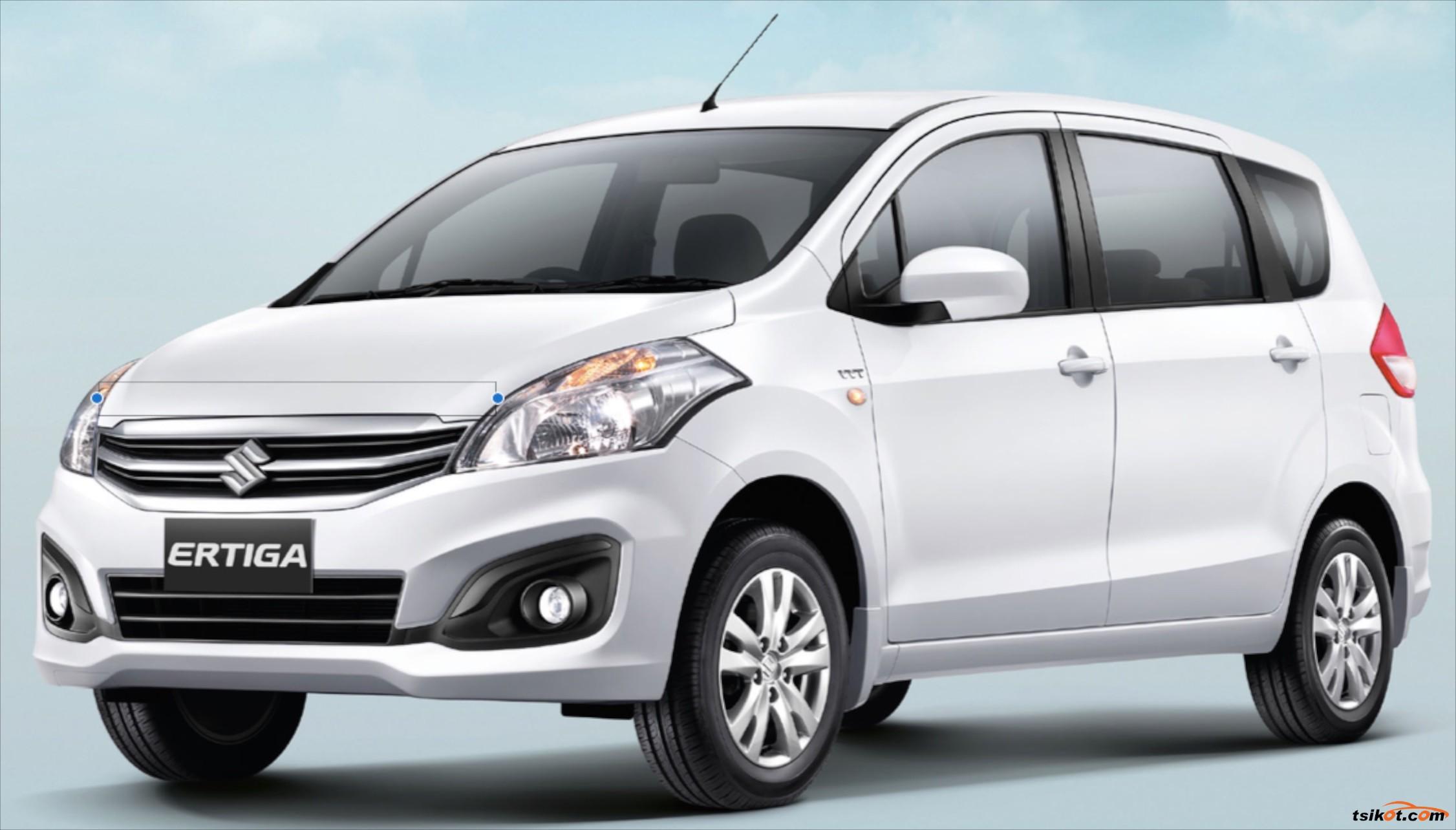 Suzuki Ertiga 2016 - 1