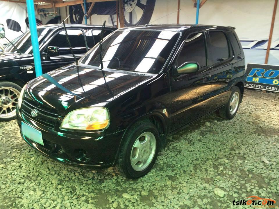 Suzuki Swift 2005 - 1