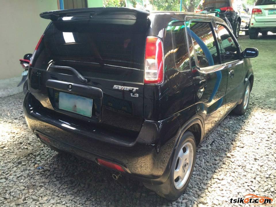 Suzuki Swift 2005 - 2