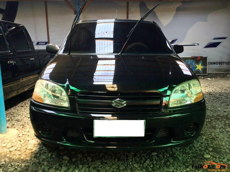 Suzuki Swift 2005 - 3