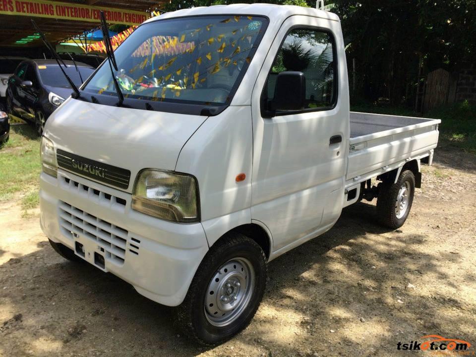 Suzuki Multi-Cab 2014 - 5