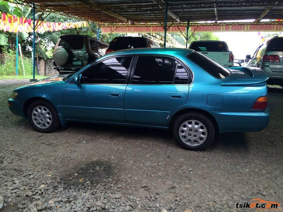 Toyota Corolla 1997 - 3