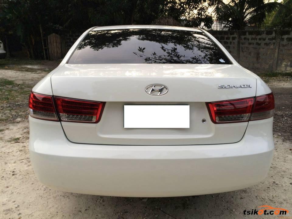 Hyundai Sonata 2007 - 5