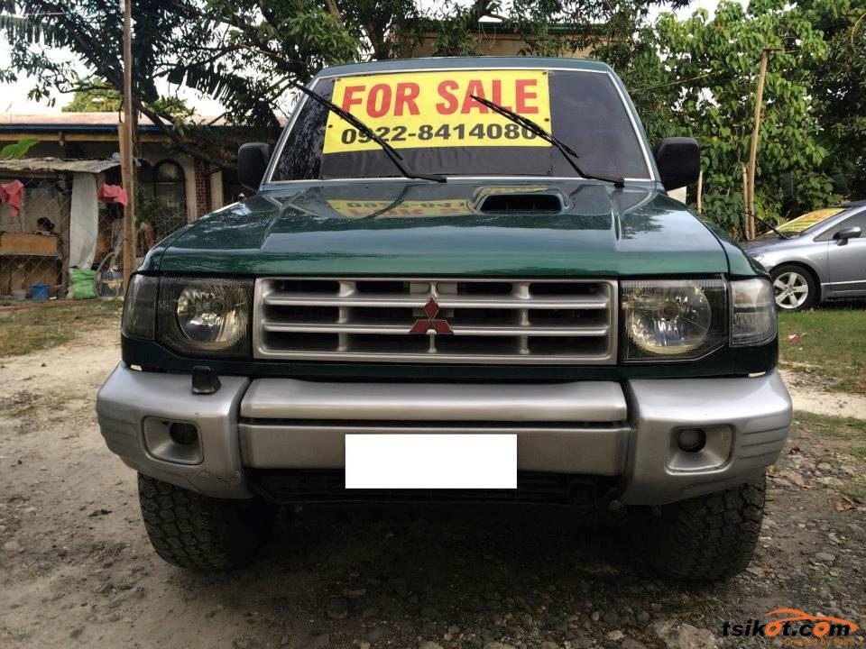 Mitsubishi Pajero 2002  Car for Sale  Cebu  Tsikotcom 1