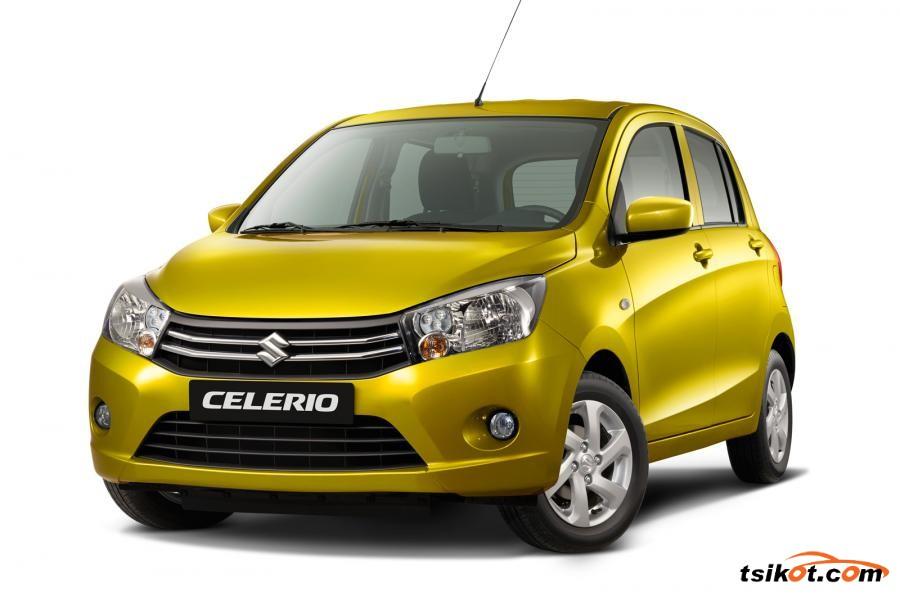 Suzuki Celerio 2016 - 1