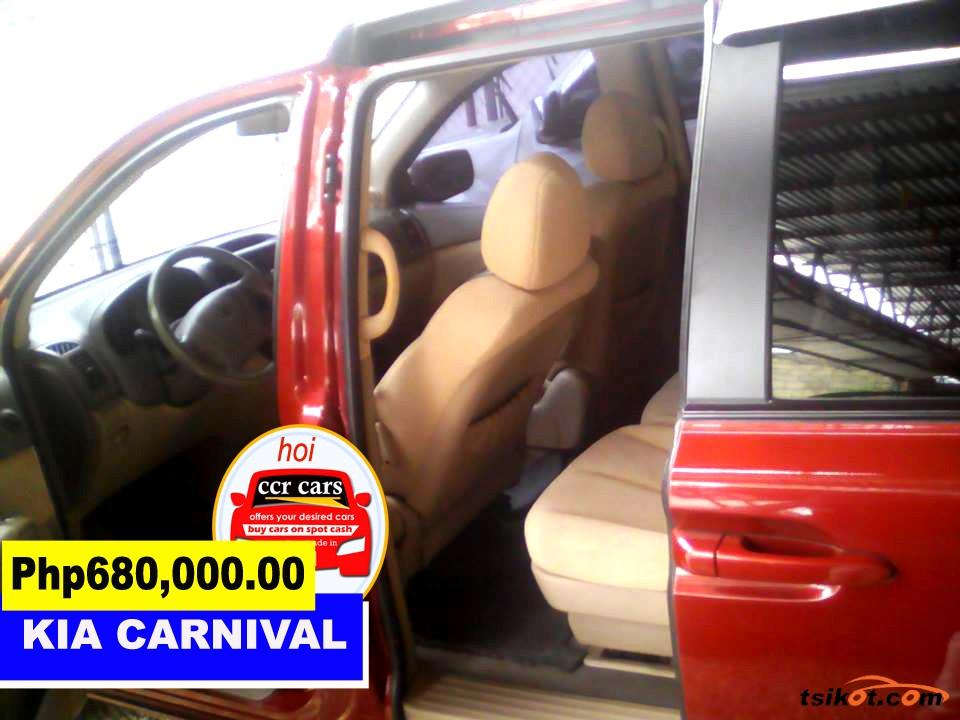 Kia Carnival 2009 - 5