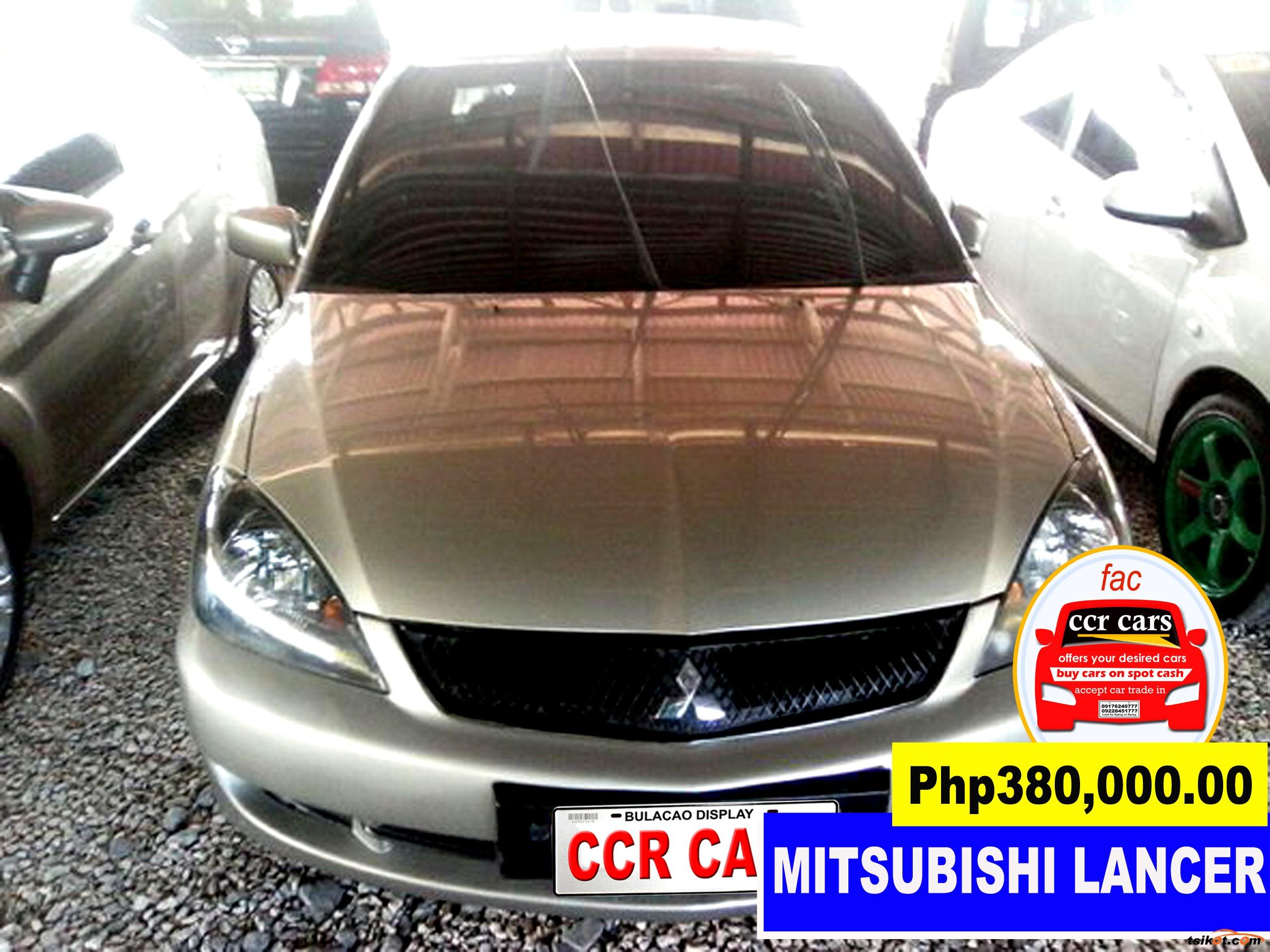 Mitsubishi Lancer 2005 - 4