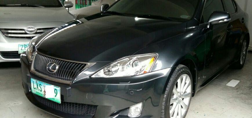 Lexus Is 2009 - 1