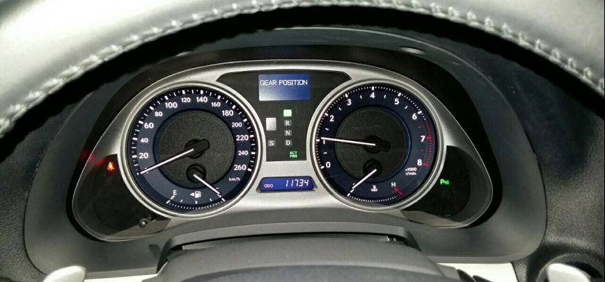 Lexus Is 2009 - 2